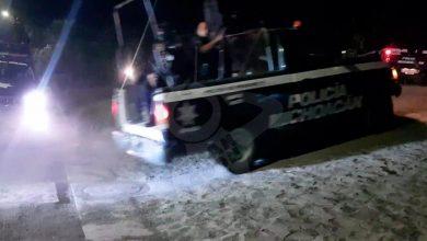 Photo of Pasa En Michoacán: Asesinan A Balazos A Policía Frente A Su Novia
