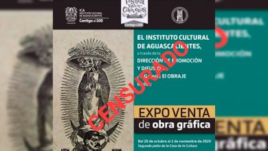 Photo of Pasa En México: Se Desata Polémica Por Virgen Catrina