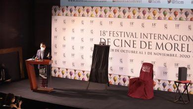 Photo of Inauguran La 18°Edición Del Festival Internacional De Cine De Morelia