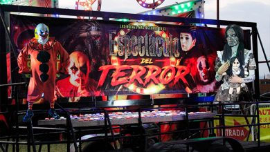 Photo of ¡Ay Que Mello! Circo Del Terror Llega A Morelia