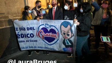 Photo of Con Todo Y Mariachis Celebran A Gatell  Su Club De Fans