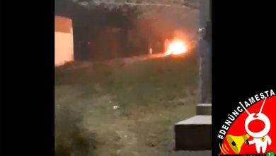 Photo of #Denúnciamesta  Gente que se droga y roba, queman basura en Praderas del Sur