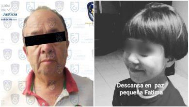 """Photo of Colaborador En """"Caso Fátima"""" Es Detenido Por Abusar De Una Niña"""