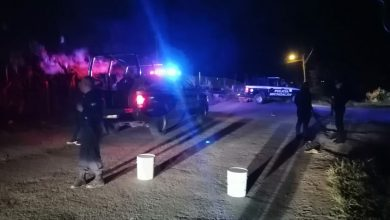 Photo of #Michoacán Encuentran Bolsas Llenas De Restos Humanos En Taxi