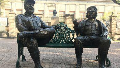 Photo of Piden Retirar Estatuas De Fidel Castro Y 'Che' Guevara En CDMX Por Homófobos Y Racistas