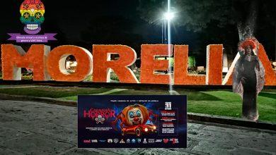 Photo of Pa' Celebrar Halloween Y Día De Muertos Habrá Ch*ngos De Eventos En Morelia