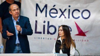 """Photo of """"Se Consumó Arbitrariedad"""": Felipe Calderón Tras Negación De Registro De México Libre"""