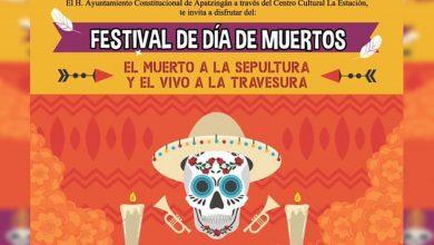 Photo of #Apatzingán Tendrá Festival Virtual De Día De Muertos