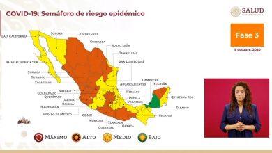 Photo of #Michoacán Pasa A Amarillo En Semáforo COVID-19