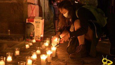 Photo of #Justiciaparaxitlali Prenden Velas En Morelia, Recuerdan A Enfermera Asesinada