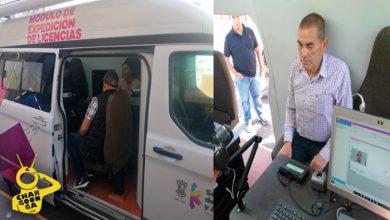Photo of #Michoacán Tramita Fácil Tu Licencia De Conducir En Unidades Móviles En 14 Municipios