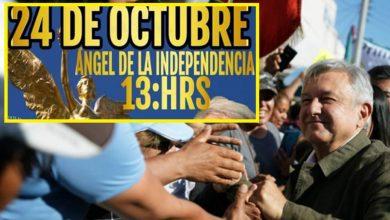 Photo of ¡Es Hoy Es Hoy! Simpatizantes De AMLO Marcharán Pa Mostrar Apoyo