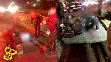 Photo of #Morelia Muere Motociclista Sobre Periférico, Esperó 40 Minutos Una Ambulancia