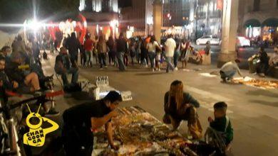 Photo of Familias Morelianas Abarrotan Plazas Del Centro Esta Noche