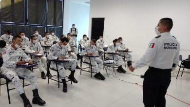 Photo of Policía Morelia Asesora A Guardia Nacional En Funciones De Primer Respondiente