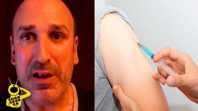 Photo of #ALV Le Aplican Vacuna VS El COVID -19 …Y Luego Le Da