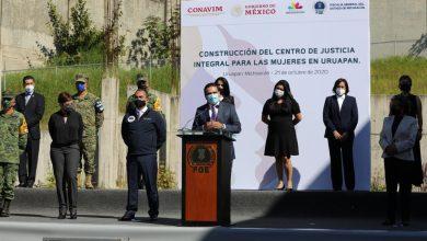 Photo of #Uruapan También tendrá su Centro de Justicia Integral para la Mujer