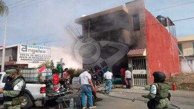 Photo of #Michoacán Se Les Queman Las Tortillas Con Todo Y Tortillería