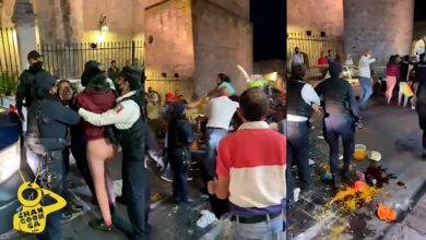 Photo of #Morelia Ayuntamiento Reporta Inspectores Lesionados En Bronca VS Eloteros