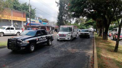 Photo of #Uruapan A Balazos Matan A Dos Hombres Afuera De Una Vulcanizadora