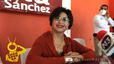Diputada Anita Sánchez Levanta la Mano Para Gobernar de Michoacán