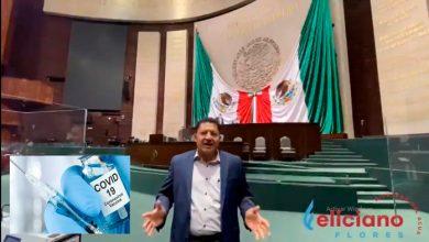 Photo of Presupuesto Federal 2021 Contempla Vacuna COVID-19: Diputado Feliciano Flores