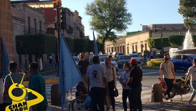 Photo of #Morelia Con Banderas Y Pancartas Providas Se  Manifestaran Vs Aborto
