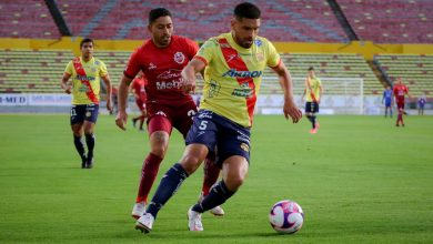 Photo of Atlético Morelia Empata 0-0 Con Leones Negros
