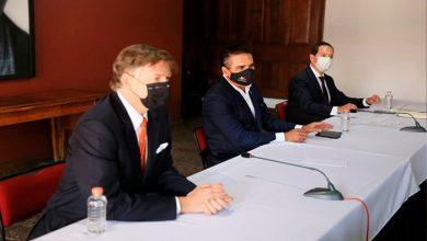 Photo of Sedeco Presenta A Embajador De EU En México Oportunidades De Inversión En Michoacán