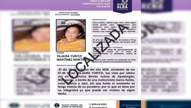 Photo of Localizan a Michoacana Reportada Como Desaparecida