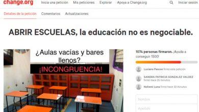 Photo of Padres Piden A La SEP Clases Presenciales Para Los Niños