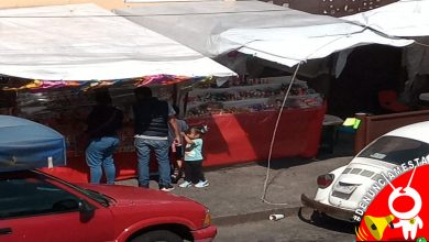 Photo of #Denúnciamesta Se instalan ching*s de vendedores ambulantes en Mercado Independencia
