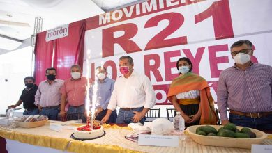 Photo of Unidad La Única Vía Para Victoria De MORENA En Michoacán: Morón
