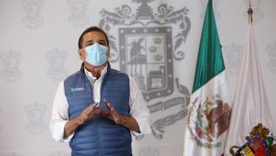 Photo of Gober Pide A Michoacanos Cuidarse De COVID-19, Dengue E Influenza