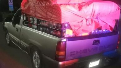 Photo of #Morelia Detienen A Presuntos Normalistas Con Camionetas Cargadas De Mercancía Robada