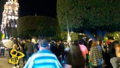 Photo of #ALV 8 De Cada 10 Morelianos Con COVID -19 Son Asintomáticos Y Andan En La Calle Como Si Nada: Doctores