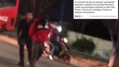 Photo of #Morelia Hay Normalistas Detenidos Por Bloqueos Esta Noche; Memo Valencia Convoca A Ponerles Un Alto