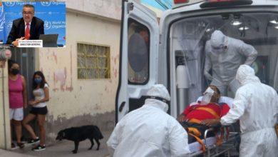 Photo of La OMS Da Jalón De Orejas A Gobierno De México: Pandemia Debe Atenderse Con Seriedad