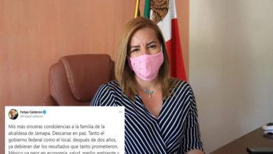 Photo of Calderón Responsabiliza A Gobierno Federal Por Asesinato De Alcaldesa en Veracruz