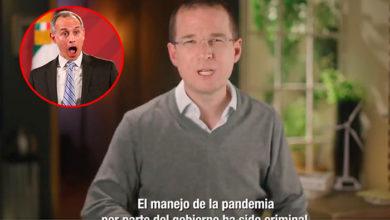 Photo of Ricardo Anaya Acusa De 'Lambiscón' A López Gatell