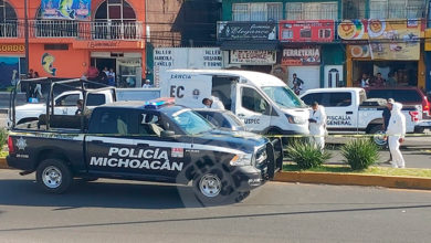 Photo of #Morelia Asesinan A Balazos A Conductor En Plena Avenida Madero