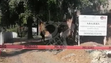 Photo of #Michoacán Hallan Cadáver De Mujer Atorado En Compuerta De La CFE