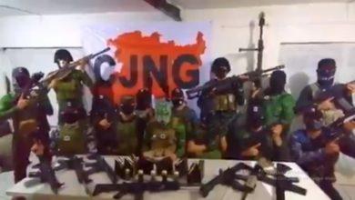Photo of CJNG Dice Que Pronto Pondrá Paz En Michoacán; Amenaza A Otros Carteles