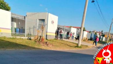 Photo of #Denúnciamesta Pese a COVID-19 secundaria ya da clases presenciales en Morelia