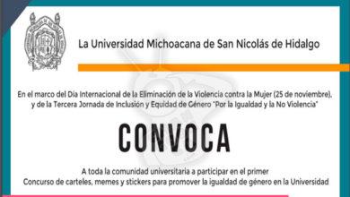 Photo of #NoEsBroma UMSNH Lanza Concurso De Memes Sobre Igualdad De Género