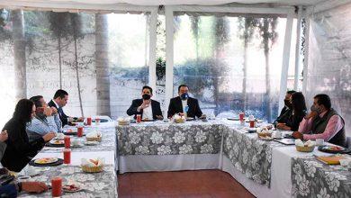 Photo of Diputados Reciben A Alcaldes Para Generar Estrategias En Favor De La Ciudadanía