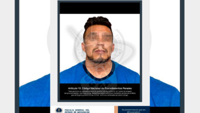 Photo of #Morelia Agarran A  Presunto Asesino De 5 Personas En GuanaJuato