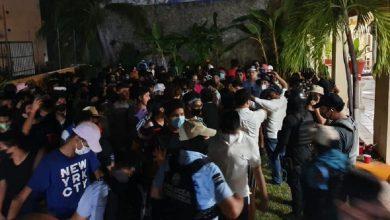 Photo of Pasa En México: Les Vale La Pandemia Y Hacen Fiestón De 300 Personas