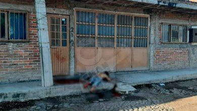 Photo of #Michoacán Asesinan A Puñaladas a Presunto Indigente