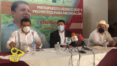 Photo of En 2021 Michoacán Tendrá 500MDP Aprox Para Proyectos Hídricos: Diputado Feliciano